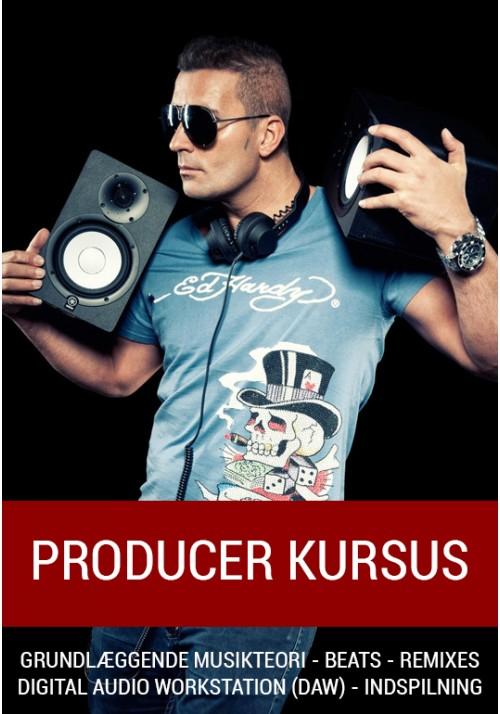 Producer Kursus Startpakke