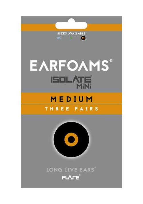 EARFOAMS MINI Erstatnings propper 3 par Medium