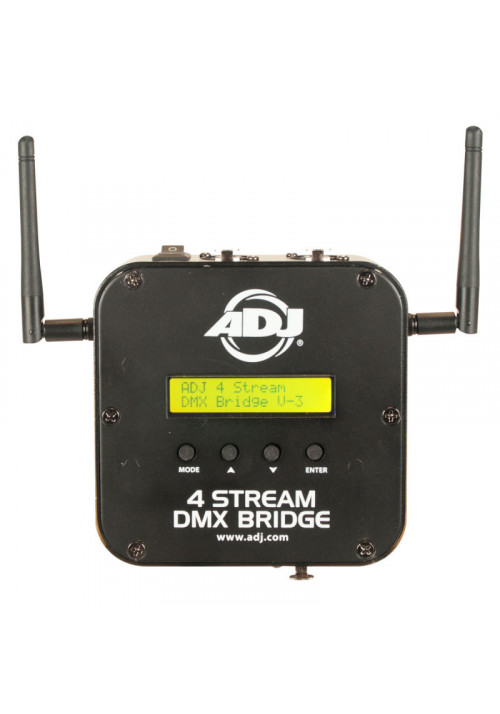 4 Stream DMX Bridge