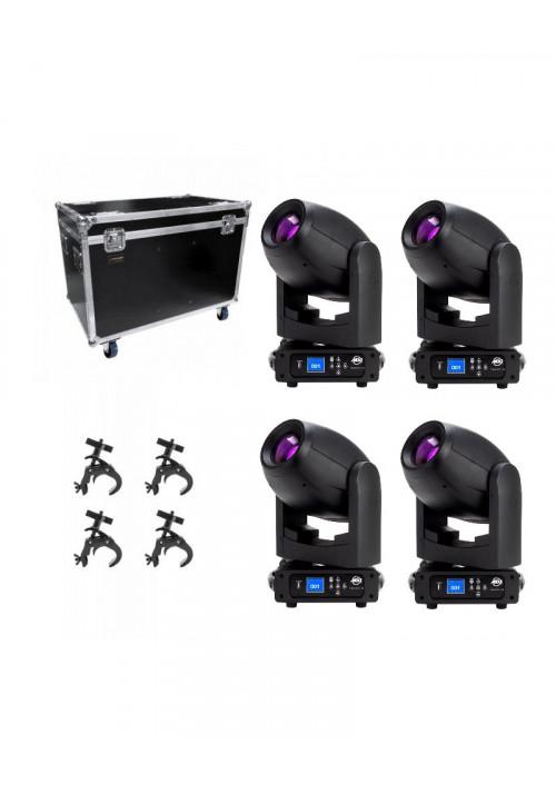 ADJ Focus Spot 4z x 4 Pakketilbud