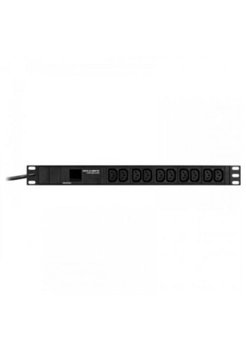 """19"""" 10 Huls IEC Skinne GT-8500"""