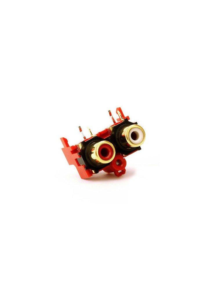 DKB1102 / Phono blok 2 stik