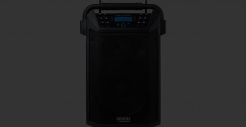 Batteridrevne højttalere